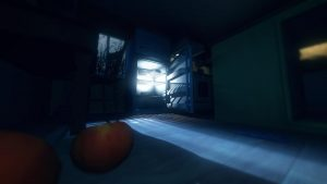 Screenshot from Among the Sleep