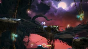 Screenshot from Ori and the Blind Forest
