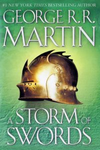Cover of A Storm of Swords by George R. R. Martin