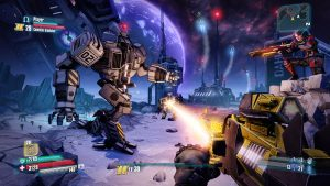Screenshot from Borderlands: The Pre-Sequel