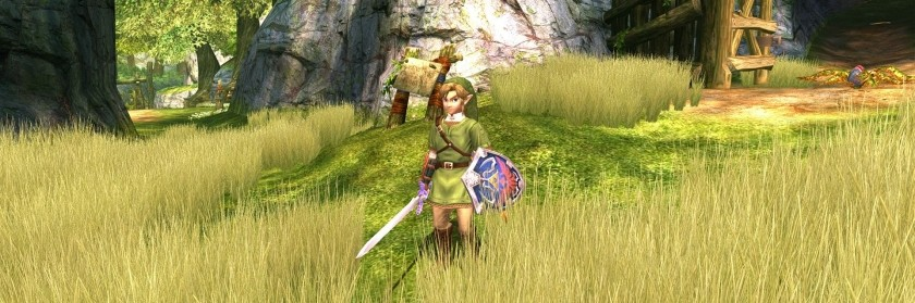 Twilight Princess HD screenshot