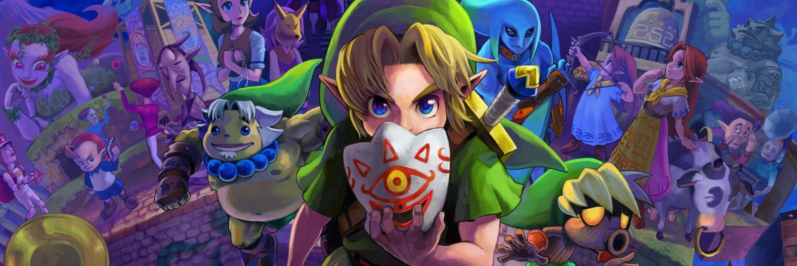 Majora's Mask illustration