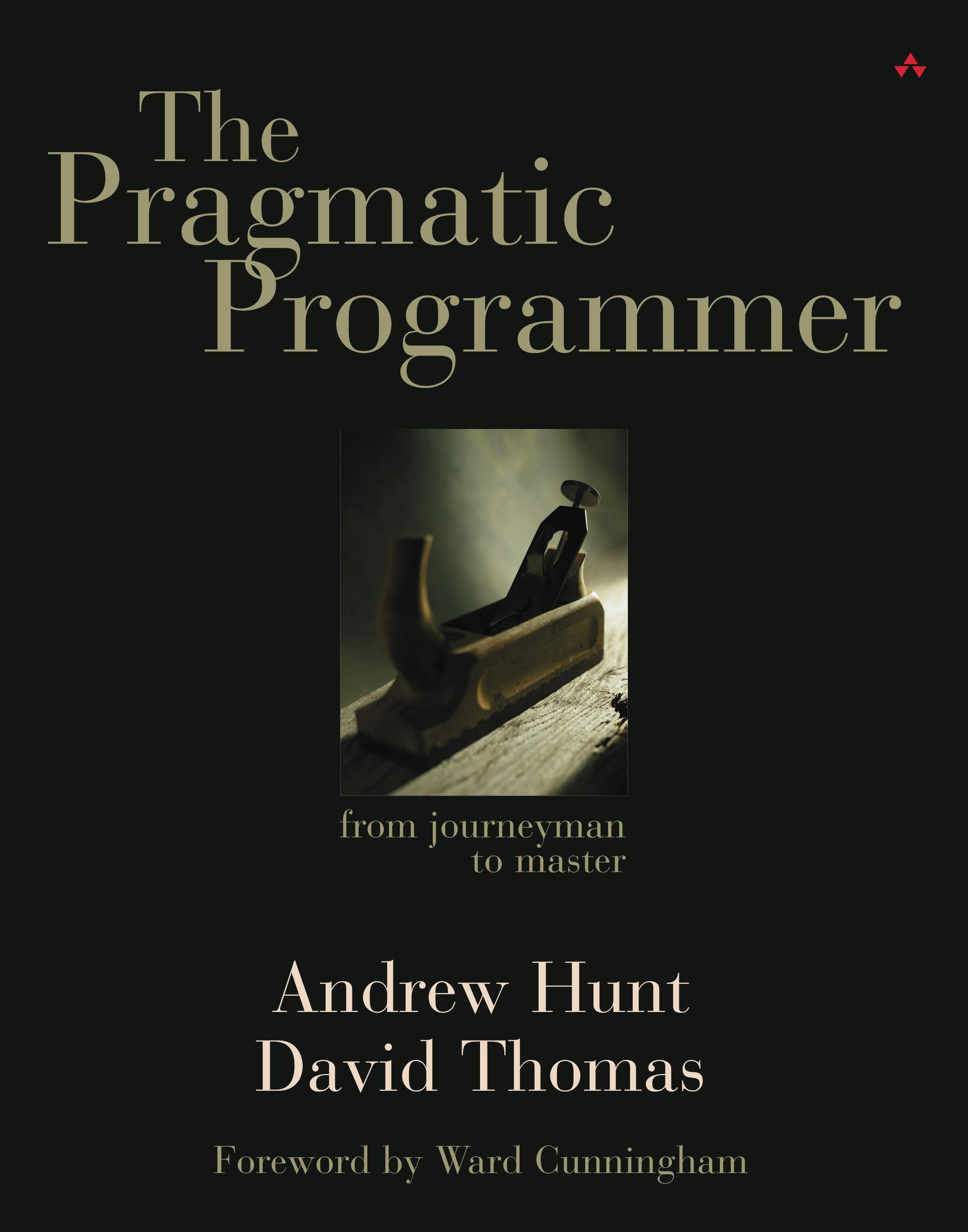 The Pragmatic Programmer cover