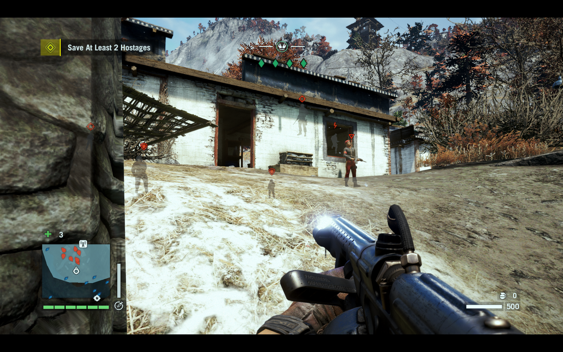 Far Cry 4 hunting syringe