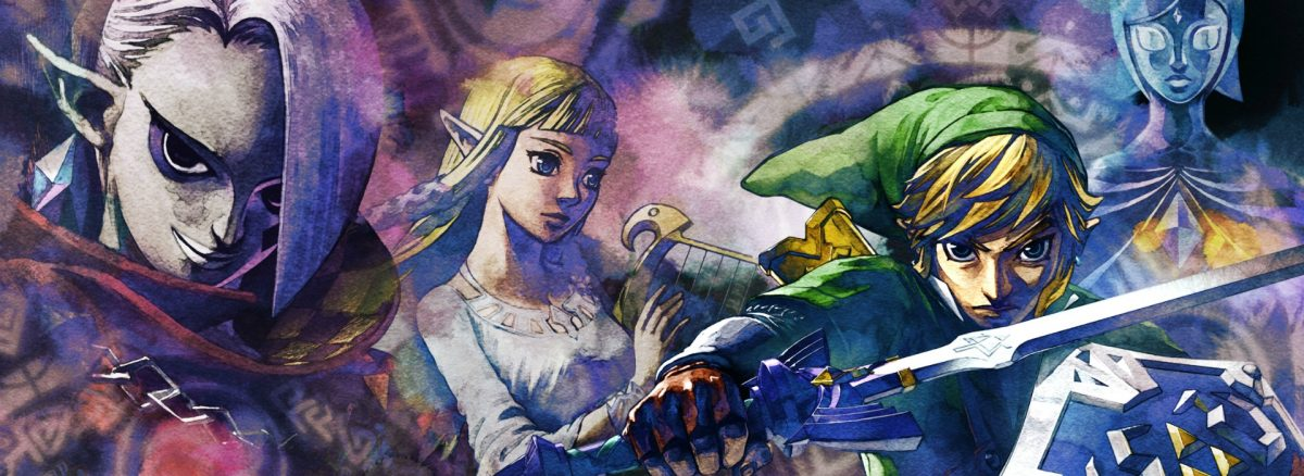 Skyward Sword illustration
