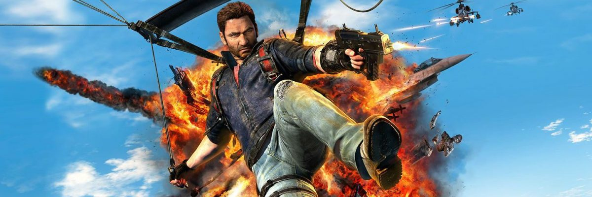 Review: Just Cause 3 – everything looks better on fire