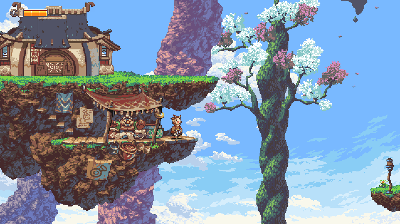 Owlboy in Vellie