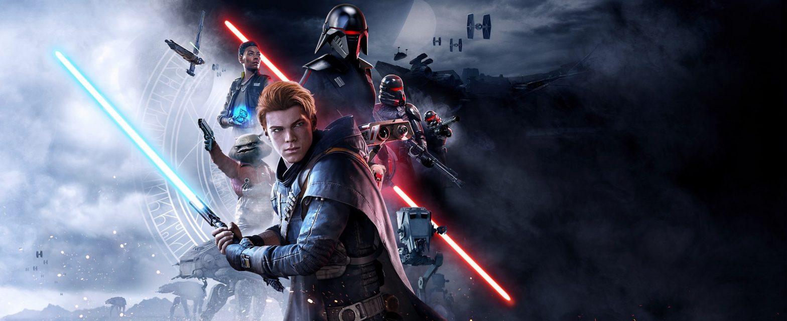 Jedi: Fallen Order banner art